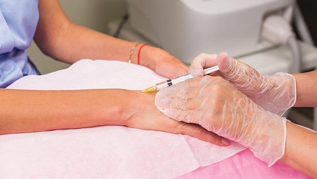 درمان جوانسازی دست